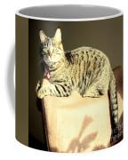 Monty's Pose Coffee Mug