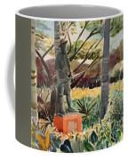 Monument Of A Forgotten War Coffee Mug