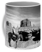 Monument Valley: Butte Coffee Mug