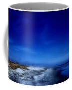 Mood Of A Beach Evening - Jersey Shore Coffee Mug