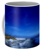 Mood Of A Beach Evening - Jersey Shore Coffee Mug