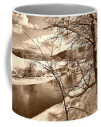 Mood Of Winter Coffee Mug