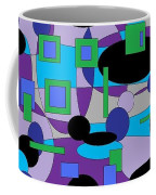 Moody Purple Coffee Mug