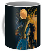 Moon And Fiance Coffee Mug
