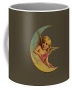 Moon Angel T Shirt Design Coffee Mug