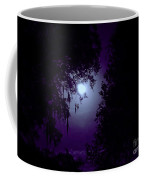 Moon - Between - The - Trees Coffee Mug
