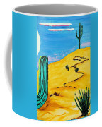 Moon Light Cactus R Coffee Mug