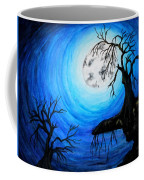 Moon Lit Coffee Mug