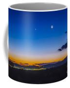 Moon, Mercury & Venus Conjunction Coffee Mug