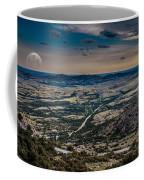 Moon On The Plains Coffee Mug