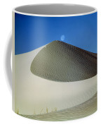 214804-moon Over Dune  Coffee Mug