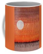Moon Over Mojave Coffee Mug