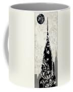 Moon Over New York Coffee Mug