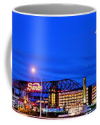 Moon Over Sands Coffee Mug