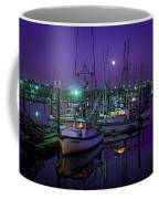 Moon Over Winchester Bay Coffee Mug