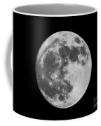 Moon Coffee Mug