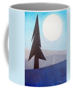 Moon Rings Coffee Mug