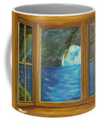 Moon Window Coffee Mug