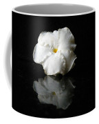 Moonbeam Flower Coffee Mug