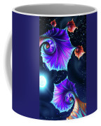 Moonflowers Coffee Mug
