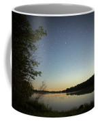 Starlight Over Susan Lake Coffee Mug