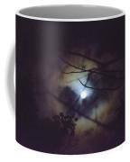 Moonlight And Branch 2 Coffee Mug