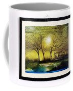 Moonlight At Masinagudi Coffee Mug