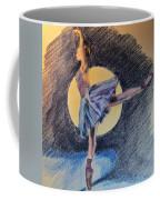 Moonlight Ballerina Coffee Mug