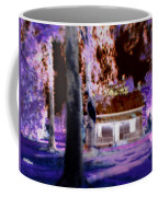 Moonlight Cabin Coffee Mug