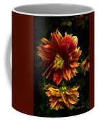 Moonlight Dahlia Coffee Mug