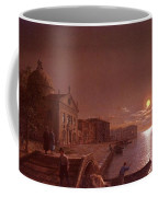 Moonlight In Venice Henry Pether Coffee Mug