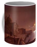 Moonlight In Venice Henry Pether Coffee Mug