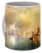 Moonlight In Venice Coffee Mug