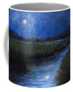 Moonlight Marsh Coffee Mug
