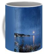 Moonlight On Mackinac Island Michigan Coffee Mug