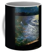Moonlight On The Mississippi Coffee Mug