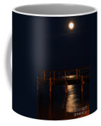 Moonlight On Water Coffee Mug
