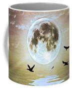 Moonlight On Water Coffee Mug