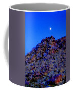 Moonlight Over Peggy's Mountain Coffee Mug