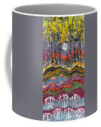 Moonlight Over Spring Coffee Mug