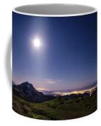 Moonlight Panorama Coffee Mug
