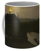 Moonlight, Richard Roland Holst Coffee Mug