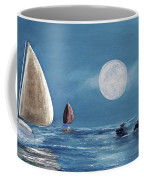 Moonlight Sailnata 4 Coffee Mug