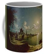 Moonlight Scene Coffee Mug by Sebastian Pether