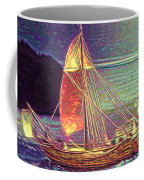 Moonlit Corbita I Coffee Mug