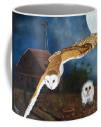 Moonlit Flight Coffee Mug