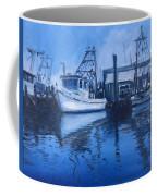 Moonlit Harbor Coffee Mug