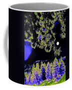 Moonlit High Country Coffee Mug
