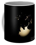 Moonlit Leaves No 2 Coffee Mug