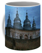 Moonlit Monastery Coffee Mug